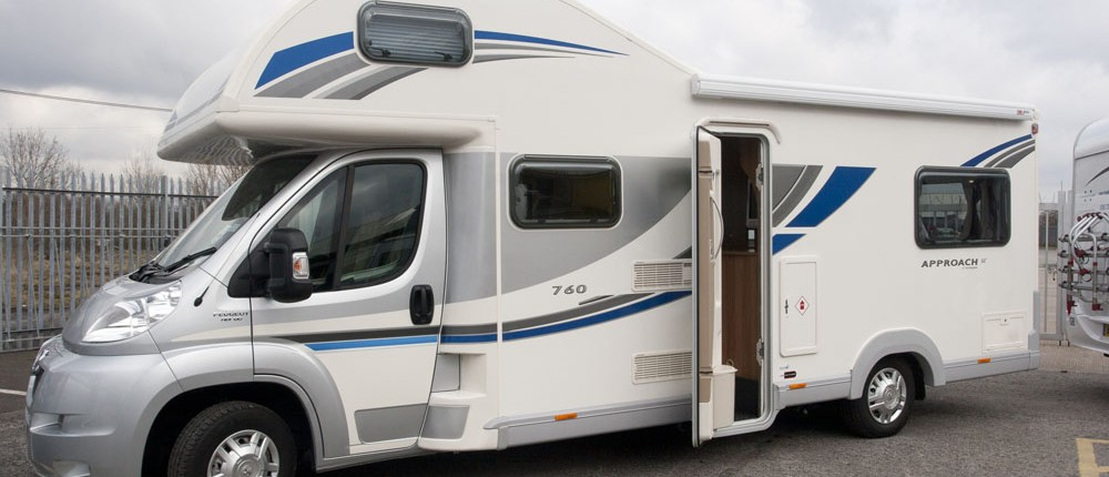 Original Motorhome Hire Bury  Freedhome Marco Polo