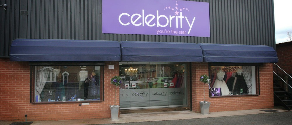 Celebrity Stores Cannock Google Business Photos Manchester