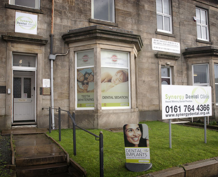Synergy Dental Group Bury