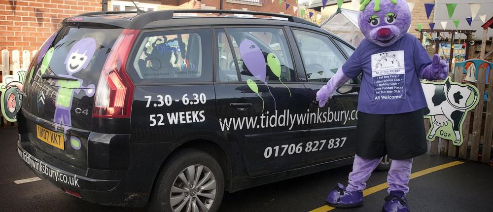 Tiddly Winks Nursery School, Ramsbottom