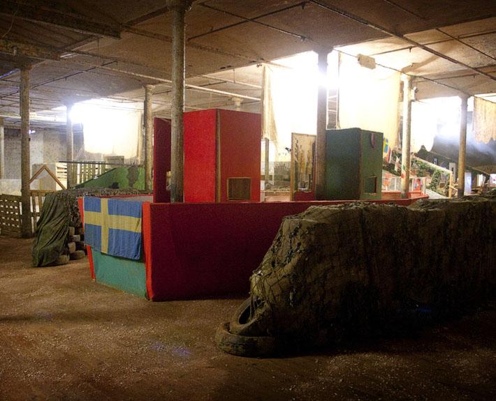 Battlefield Paintball, Duckinfield